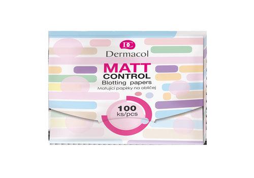 Dermacol Matt Control Blotting Papers