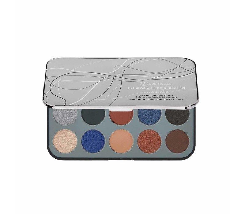 BH Cosmetics Glam Reflection Eyeshadow Palette Smoke