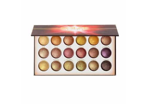 BH Cosmetics Solar Flare Baked Eyeshadow Palette