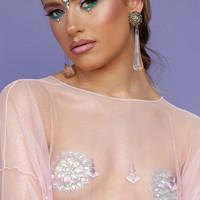 In Your Dreams Body Jewels Opal Venus