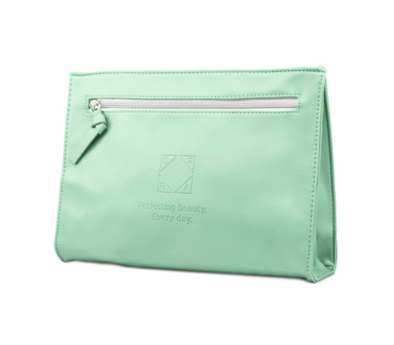 Ofra Cosmetics Perfecting Beauty Bag Green