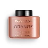 Makeup Revolution Loose Baking Powder Orange