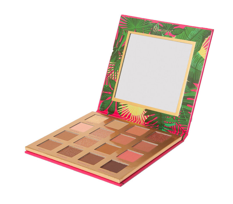 BH Cosmetics Hangin' in Hawaii Eyeshadow Palette
