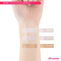 LA Girl HD Pro Conceal Highlighter Iridescent