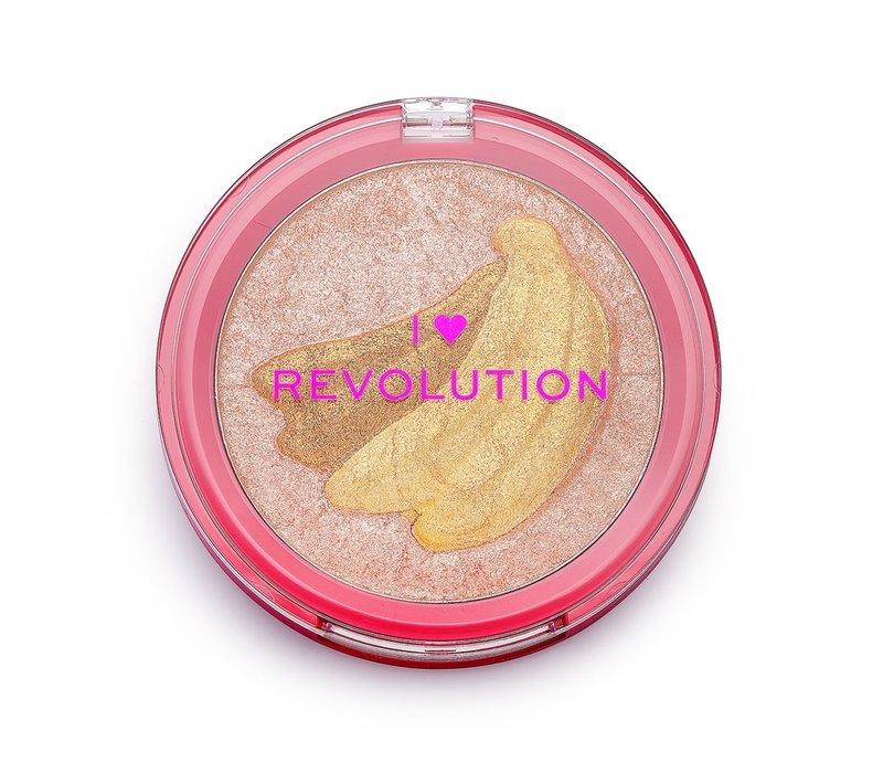 I Heart Revolution Fruity Highlighter Banana