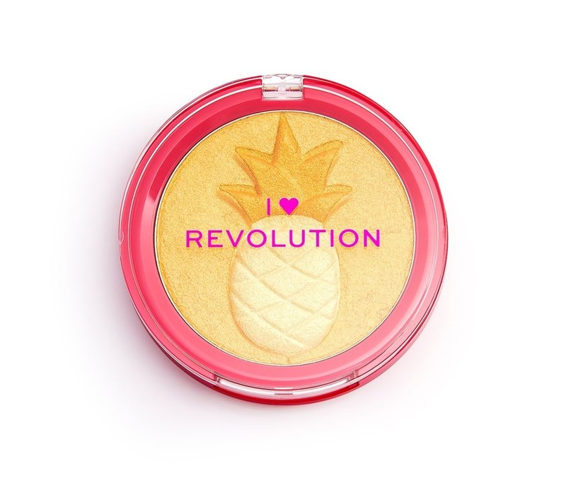 I Heart Revolution Fruity Highlighter Pineapple