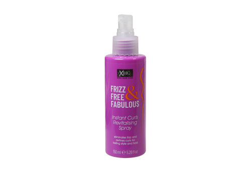 XBC FFF Instant Curls Revitalising Spray