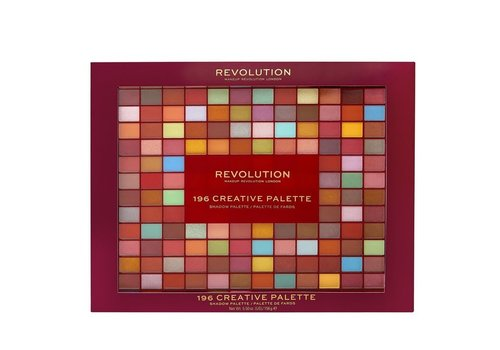 Makeup Revolution 196 Creative Palette