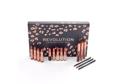 Makeup Revolution Lip Revolution Nudes