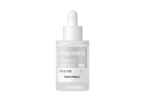 Tonymoly Vital Vita 12 Pore Refining Ampoule Vitamin H