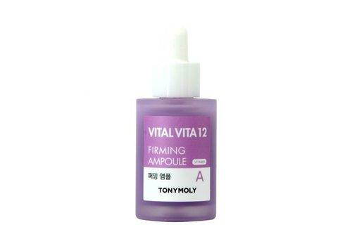 Tonymoly Vital Vita 12 Firming Ampoule Vitamin A