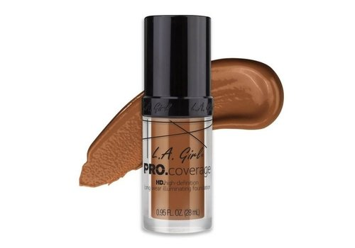 LA Girl HD Liquid Foundation Toast