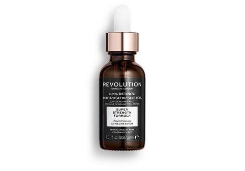 Revolution Skincare 0.5% Retinol Super Serum with Rosehip Seed Oil