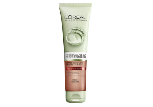 L'Oréal Paris Pure Clay Wash Exfoliating