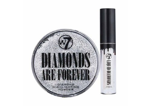 W7 Cosmetics Dripping in Diamonds Gift Set