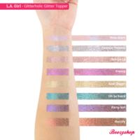 LA Girl Glitterholic Glitter Topper