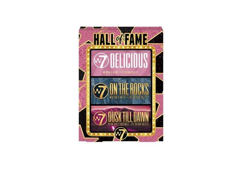 W7 Cosmetics Hall of Fame #3