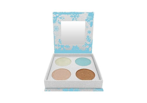 W7 Cosmetics Frosted Festive Icy Shimmers