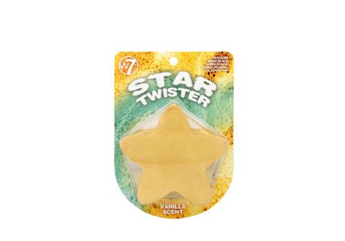 W7 Cosmetics Star Twister Bath Bomb Vanilla Scent