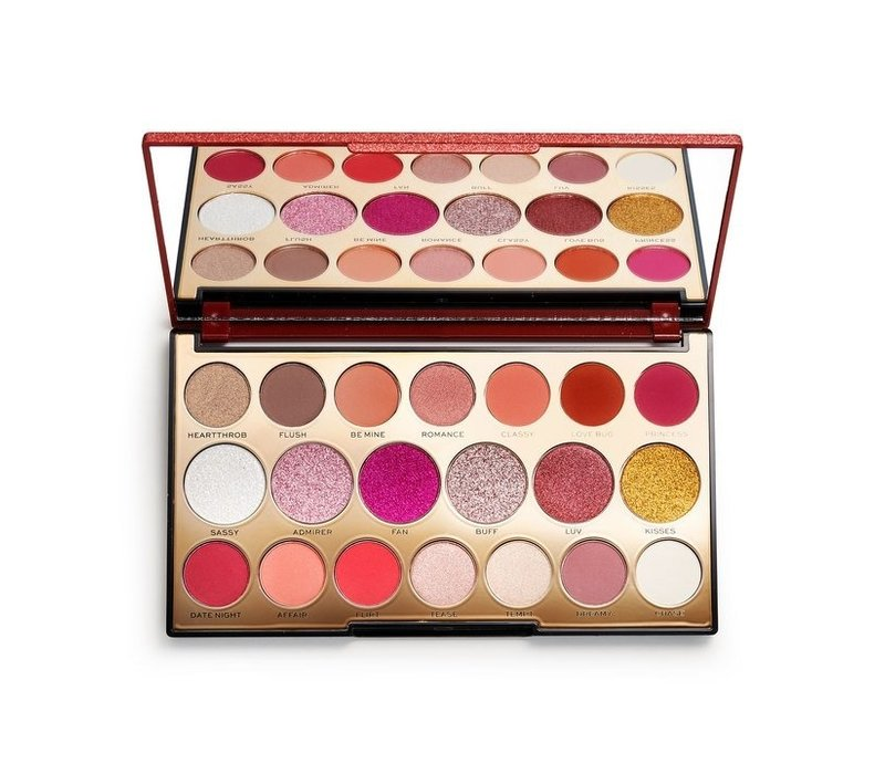 Makeup Revolution Precious Stone Shadow Palette Ruby