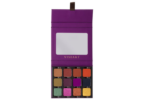Viseart Dark Edit Eyeshadow Palette