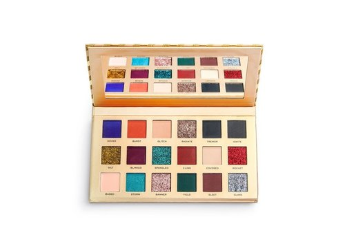 Revolution Pro All That Glistens Shadow Palette