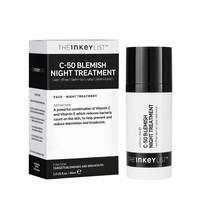 The Inkey List C-50 Blemish Night Treatment