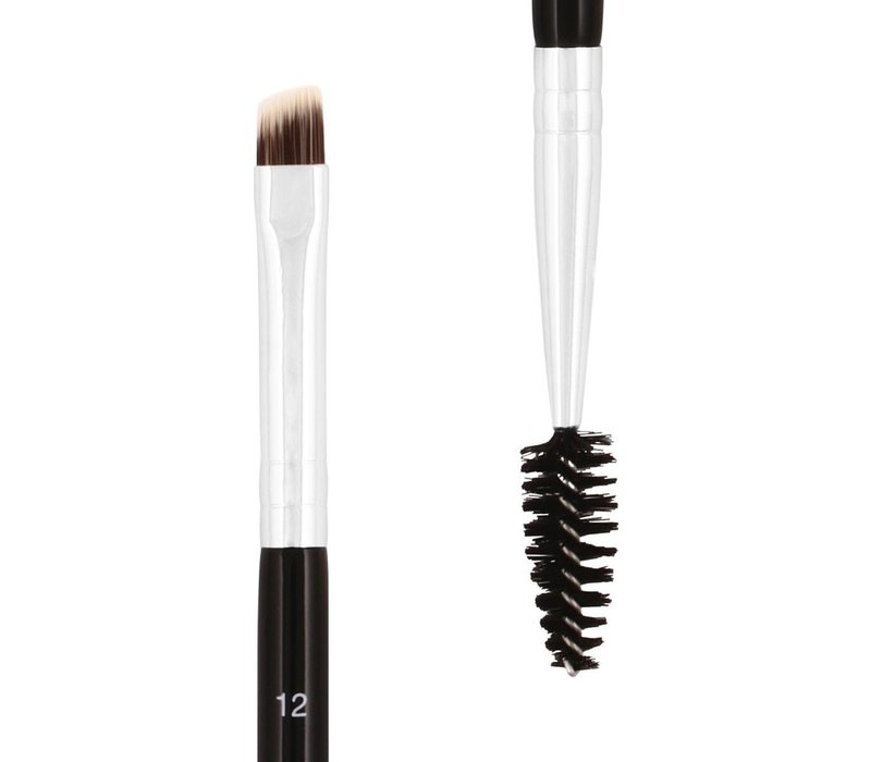 Anastasia Beverly Hills #12 Duel-Ended Firm Angled Brush