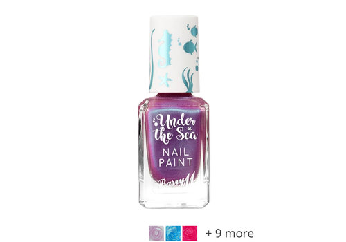Barry M Under The Sea Nail Paint