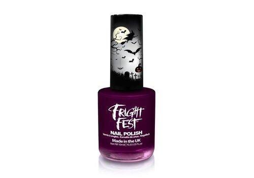 PaintGlow Nail Polish Purple Poison