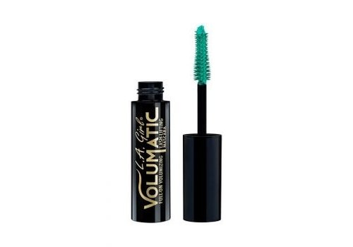 LA Girl Volumatic Mascara Turquoise