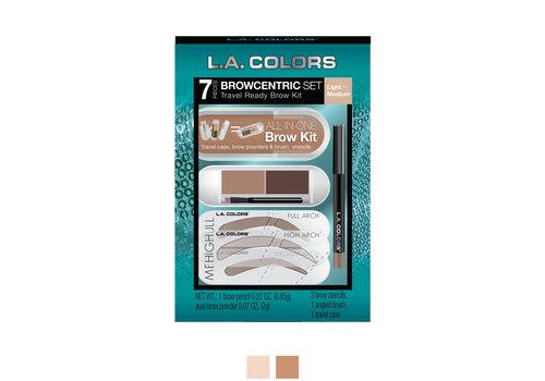 LA Colors Browcentric Brow Kit