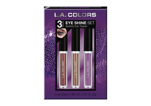 LA Colors Eye Shine Set Amazing