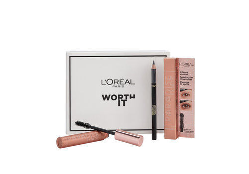 L'Oréal Paris Paradise Extatic Mascara & Eyeliner