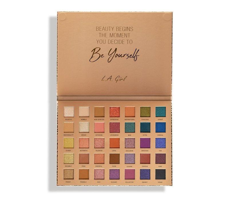 LA Girl Born Exclusive Eyeshadow Palette