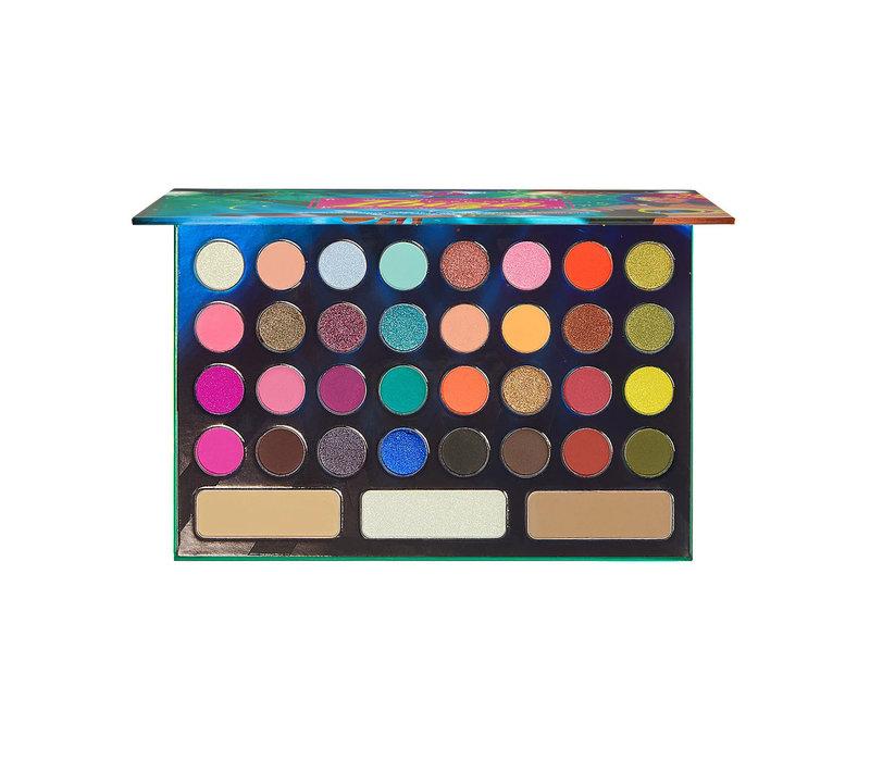 BH Cosmetics Take Me To Ibiza Eyeshadow Palette