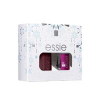 Essie Duo Giftset Winter Wonderland Bordeaux