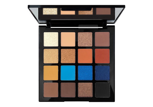 LA Girl Fierce & Wild Eyeshadow Palette Instinct