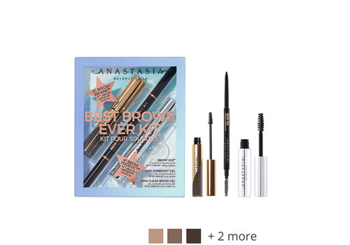 Anastasia Beverly Hills Best Brows Ever Kit Taupe