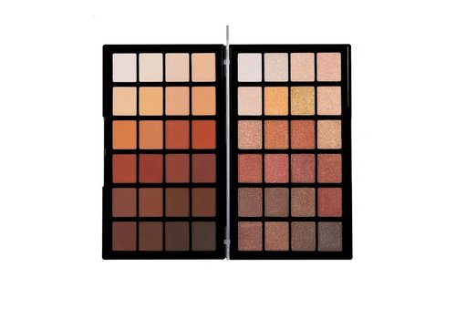 Makeup Revolution Colour Book Shadow Palette CB02