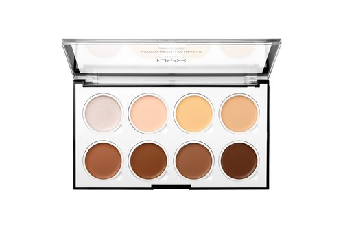 NYX Professional Make Up Highlight & Contour Cream Pro Palette