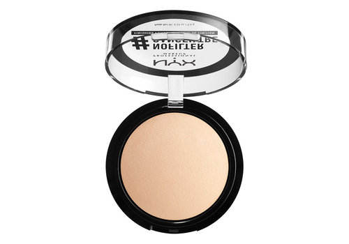 NYX Professional Makeup No Filter Finishing Powder Porcelain