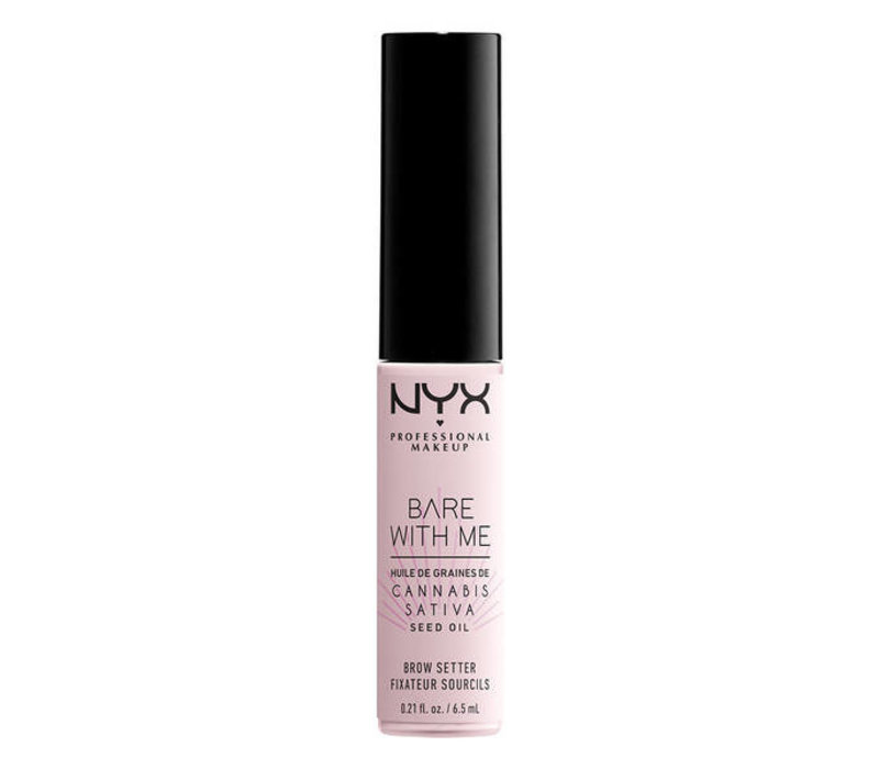 NYX Professional Makeup Bare With Me Hemp Brow Setter