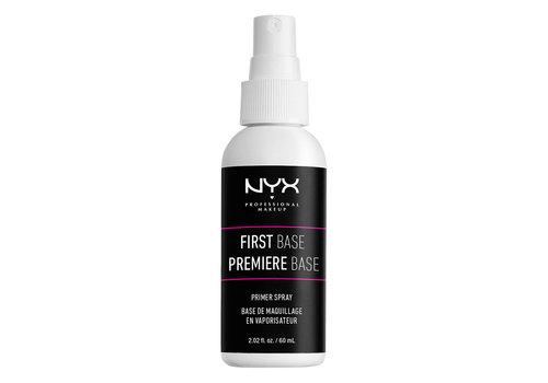 NYX Professional Make Up First Base Makeup Primer Spray
