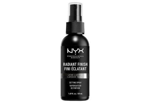 NYX Professional Make Up Makeup Radiant Finish Setting Spray