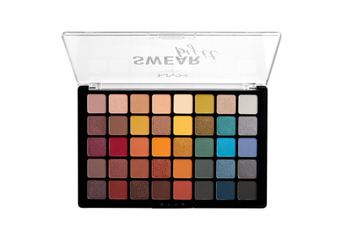 NYX Professional Make Up Swear By It Shadow Palette
