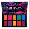 NYX Professional Makeup NYX Professional Makeup Off Tropic Shadow Palette Hasta La Vista