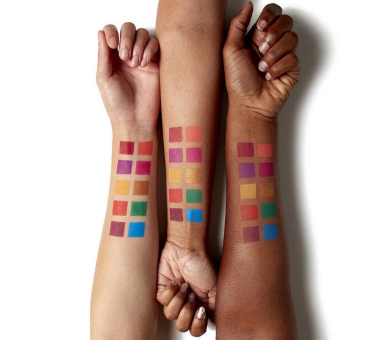 NYX Professional Makeup Off Tropic Shadow Palette Hasta La Vista