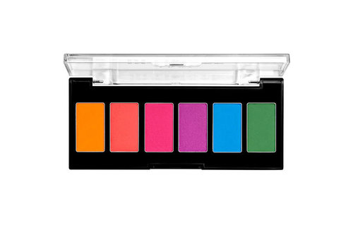 NYX Professional Make Up Ultimate Edit Petite Shadow Palette Brights