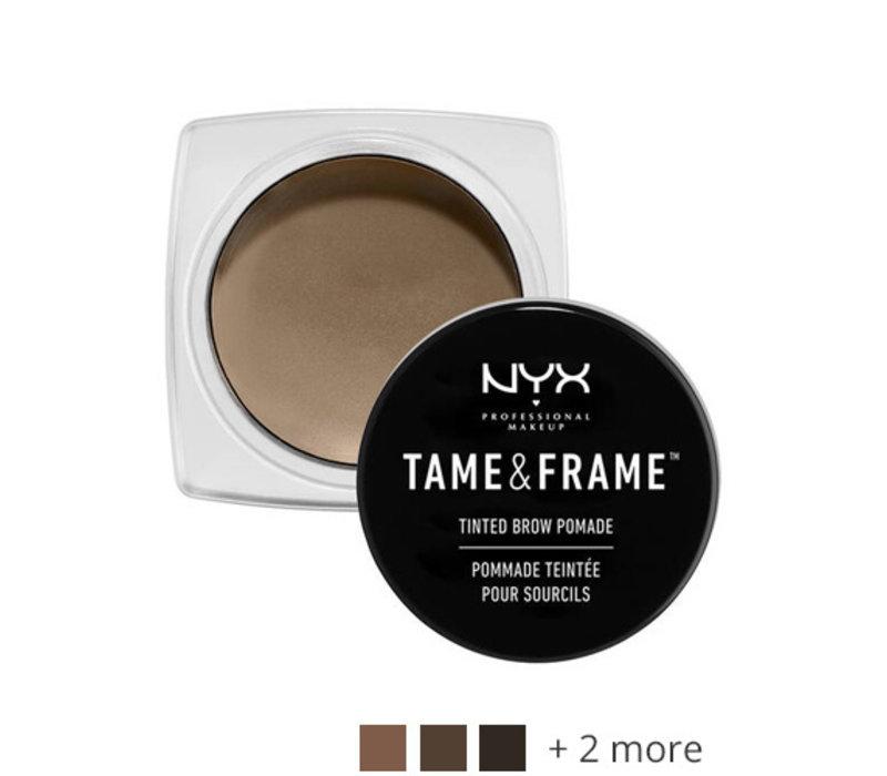 NYX Professional Makeup Tame & Frame Tinted Brow Pomade